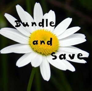 Other - Bundle up and save 🌼🌼🌼🌼🌼